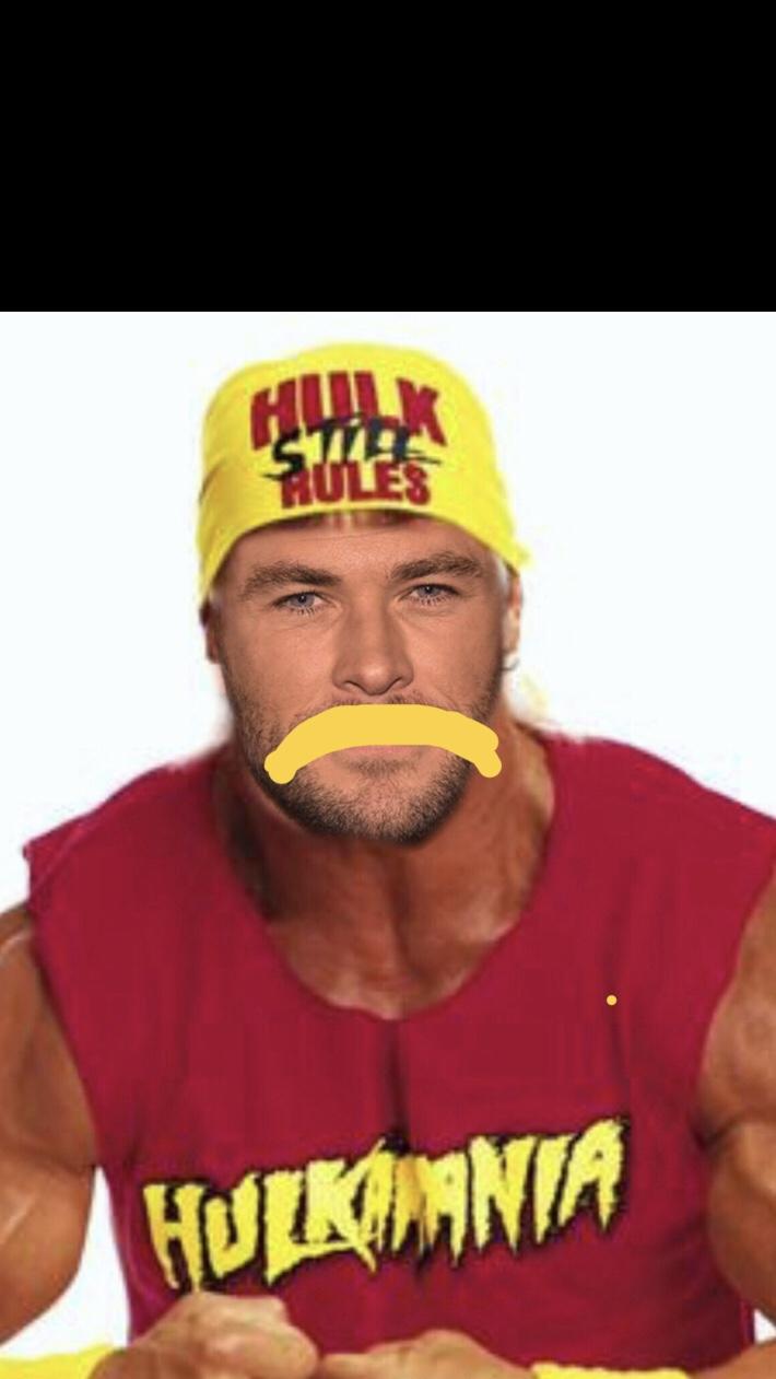 Thor Set to Run Wild as HulkHogan